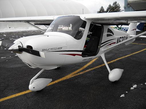So Long Skycatcher: No More Cessna 162